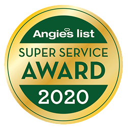 Angie's List Super Service Award 2019
