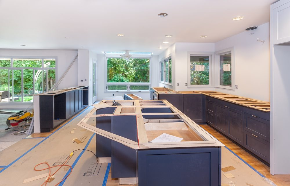 Buckle Up, Buttercup: Staying Sane During a Reno