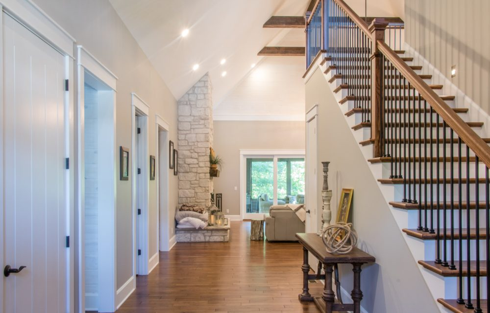 Making A Grand Entrance: Entryway Inspiration