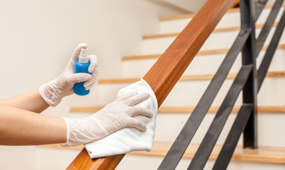 Keeping your home safe and clean against Covid-19